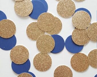 Polka Dot Table Confetti {200 pcs} Birthday Party Decor, Bridal Shower, Baby Shower, Wedding Confetti, 28 GLITTER & 58 CARDSTOCK COLORS