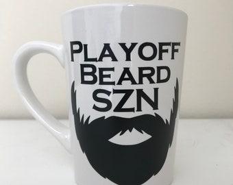 Hockey - PLAYOFF BEARD SEASON Mug