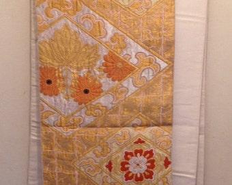 Obi Japanese silk sash
