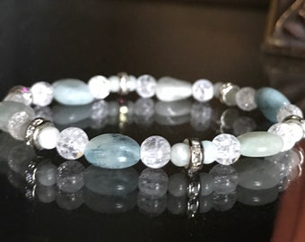 Aquamarine Vibrates with the Frequency of Truth, Trust, and Letting Go