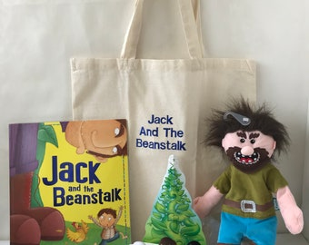 Jack And The Beanstalk Story Bag