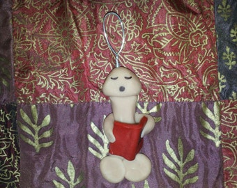 Caroling Penis Ornament