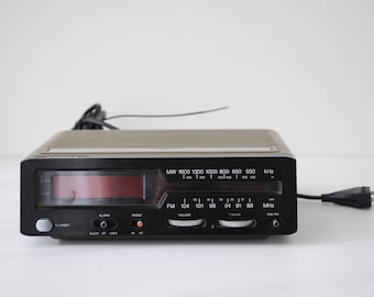 Erres Clock Radio