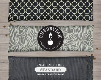 Cherrypak Natural Cherry Pit Heating & Cold Therapy Packs - CLASSIC