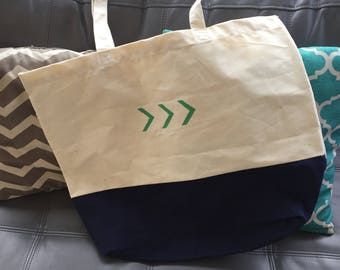 Lucky Few Tote - Large