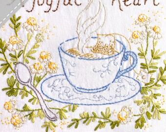 A Joyful Heart - Complete Embroidery KIT