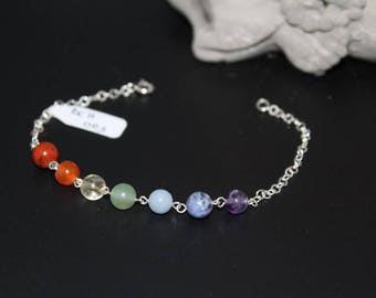 Bracelet Chakras 1