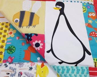 memory blanket - memory quilt - keepsake blanket - keepsake quilt - personalised memory blanket - baby quilt - baby clothes blanket