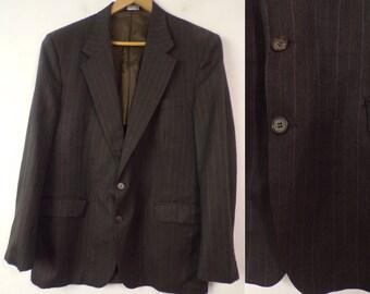 mens felted wool blazer size 44R. red purple blazer. 80s blazer. mens blazer 44R. mens sport coat. mens jacket. O6BGcR3aWz