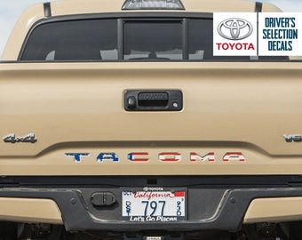 Tacoma Decal Etsy