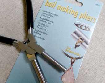 Bail making pliers by Beadsmith 6 & 8.5 mm, free shipping within uk