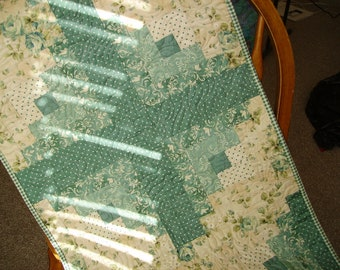 Table Runner, Table Topper, Small Quilt
