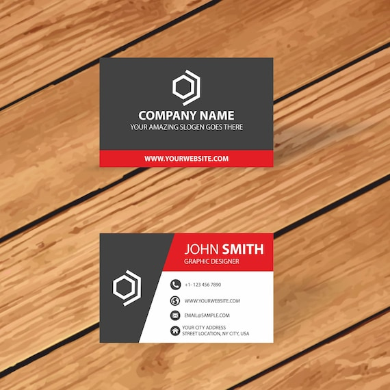 adobe illustrator business card template choice image business