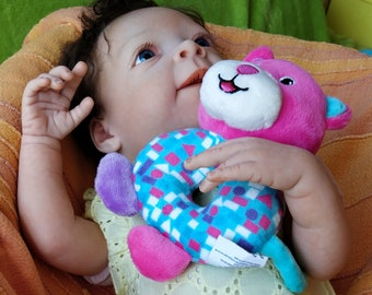 Estelle - lifelike reborn baby doll
