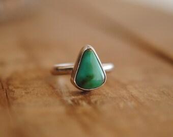 Turquoise Ring | Size 9 | Royston
