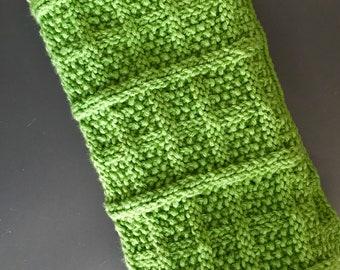 Irish Hopscotch Stroller Blanket