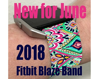 Fitbit Blaze Band - New for June 2018