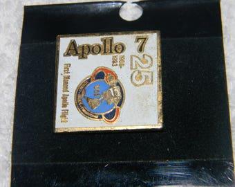 Apollo 7  Pin