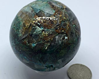 Sphere of Chrysocolle