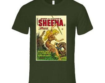 Sheena #10 T Shirt