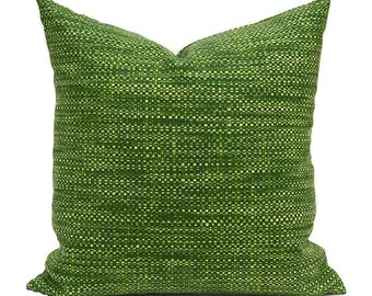 Outdoor Pillows Outdoor Pillow Covers Decorative Pillows ANY SIZE Pillow Cover Green Pillow Richloom Outdoor Remi Palm