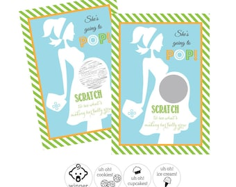"""Baby Shower Games 