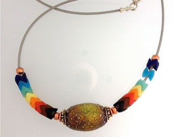 Rainbow and Gay Pride Necklace Like Wow Collection
