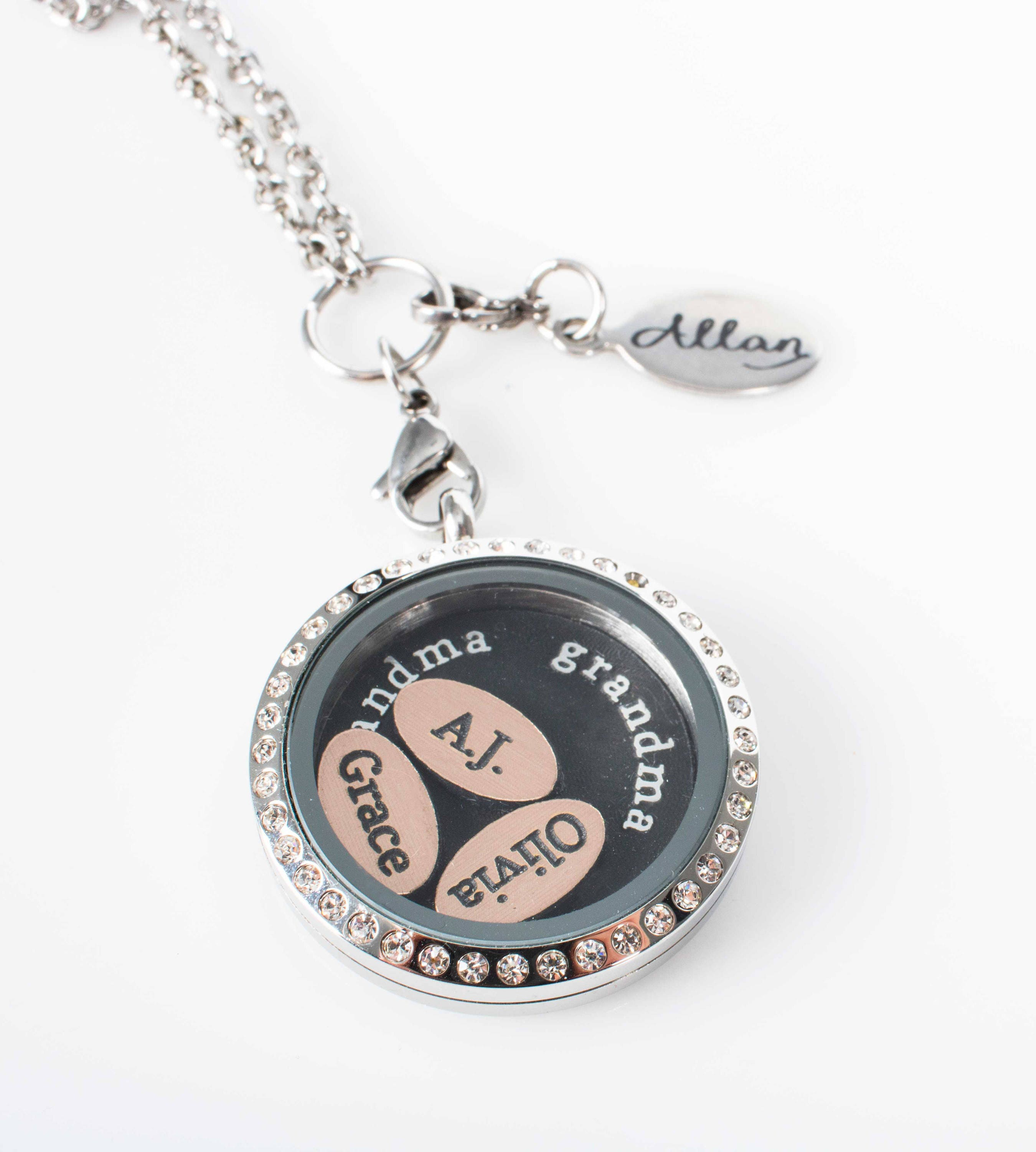 lockets product lahara locket believe santa memory in