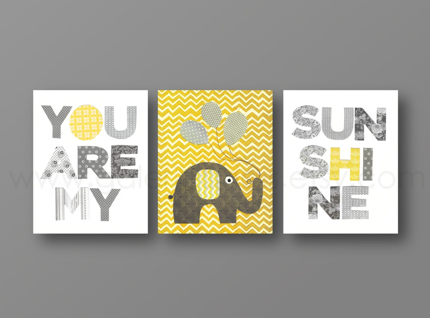 Excellent Elephant Wall Decor For Nursery Pictures Inspiration ...