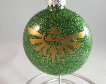 Legend of Zelda Inspired Ornament