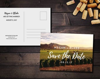 Save the Date Printable File