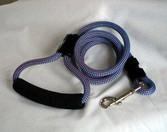 Climbing Rope Dog Leash - Dog Leash - 6 Feet Long - Handle - Strong - Rope Dog Leash - Climbing Rope Leash - Rope Leash - READY TO SHIP