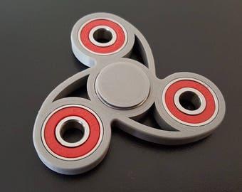 Custom Ripper Fidget Spinner - EDC Desk Toy - Focus Tool -Premium Bearings