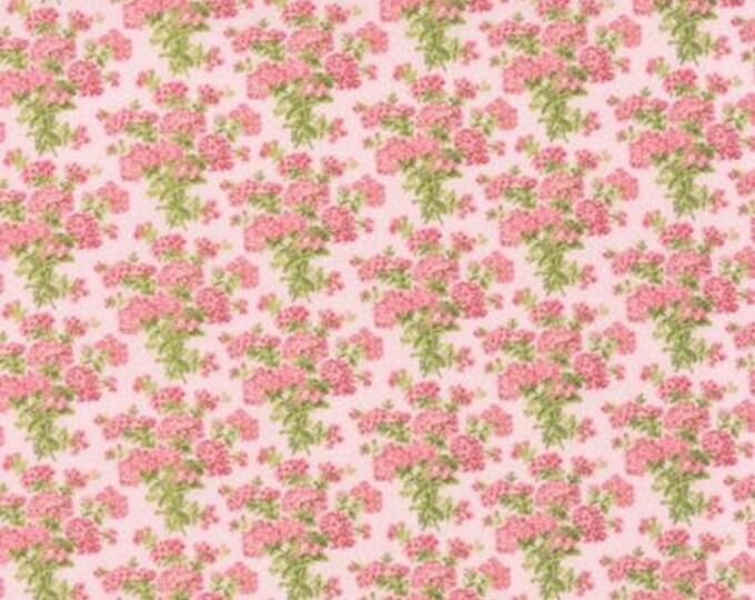 Bespoke Blooms Hydrangea Pink - 1/2yd
