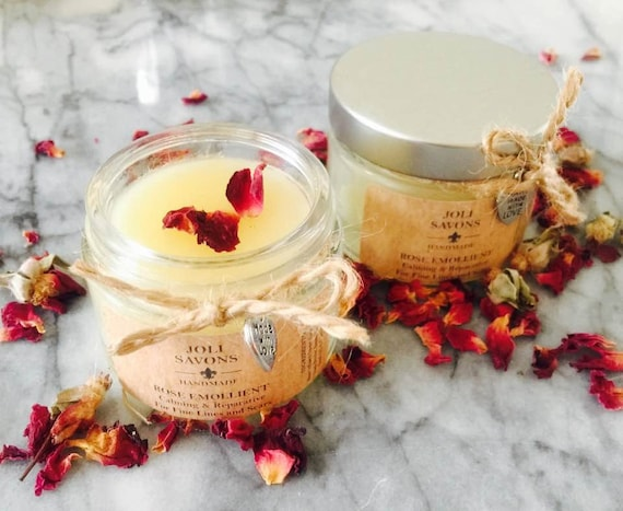 Organic Rose Emollient