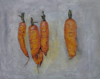 Four Carrots