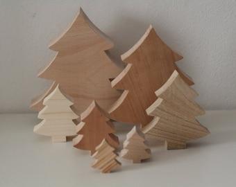 Albero in legno