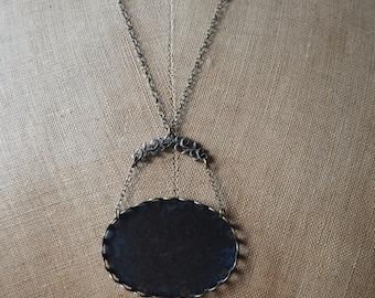 Isabelle Locket necklace