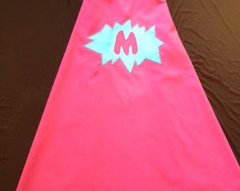 Super Hero Cape / custom Heroine adult