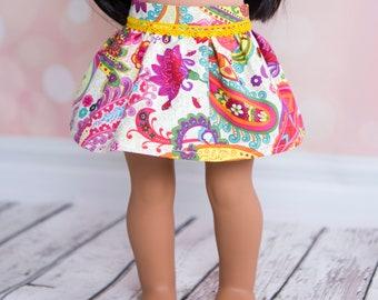 18 Inch Doll Skirt American Girl