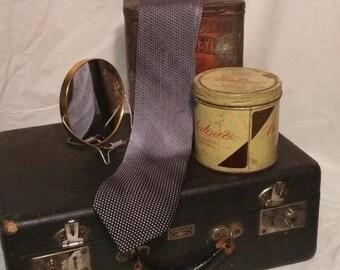 Vintage Mens Silk Tie Kenneth Cole #010