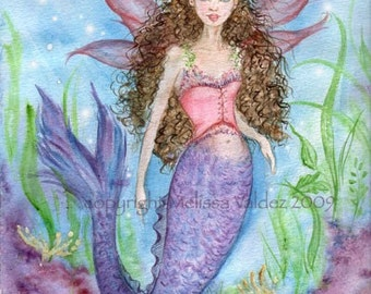 The Mermaid Faery Talluah