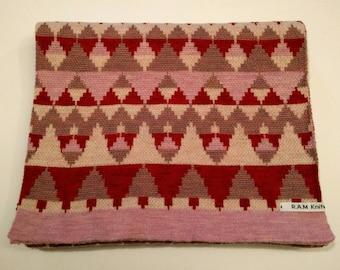 Merino Wool Triangle Scarf