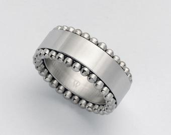 Gear ring men | Etsy
