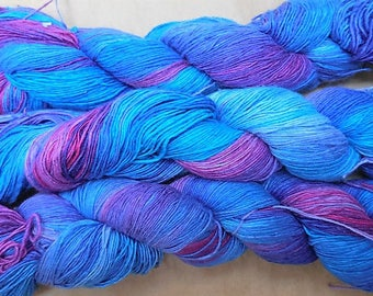 300 Yards, Silk Yarn,  Rivers Edge,  Fairly Traded from India and Nepal, READ description