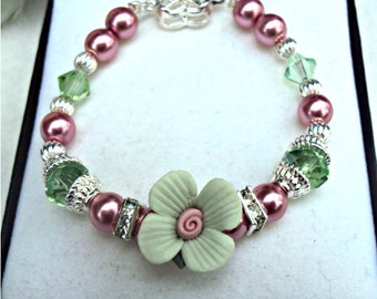 Baby keepsake bracelet - customize it for free