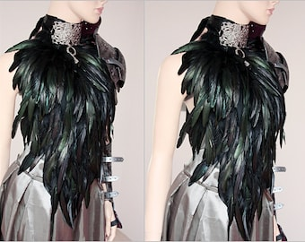 READ item DESCRIPTION !! Made to order. Feather dress or top
