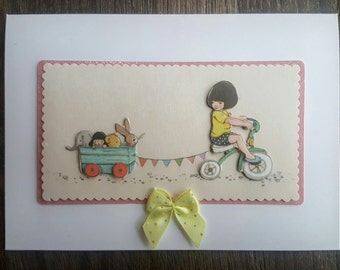Belle and Boo occasion card