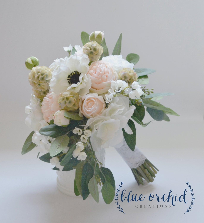 Wedding bouquet silk bouquet silk flower bouquet silk zoom izmirmasajfo Gallery