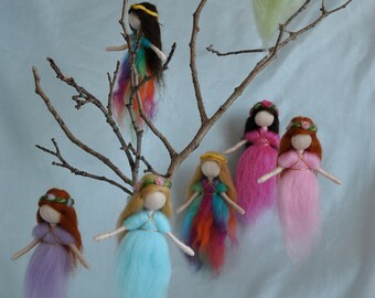 Hanging little fairy (made to order ).